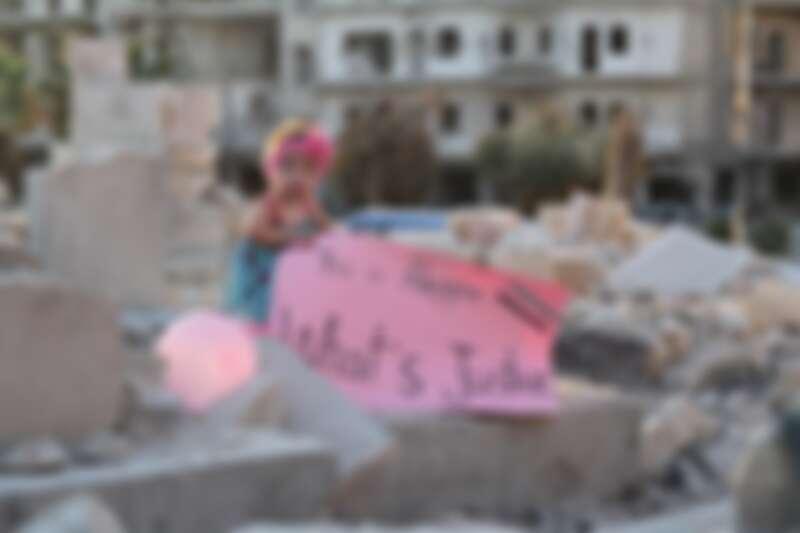 莎瑪會記得她一歲前,在阿勒坡生存的記憶嗎?