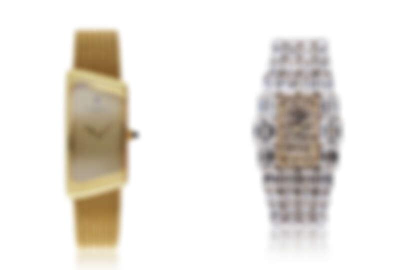 「1972」腕錶,1976年 /  Kallista腕錶,1979年