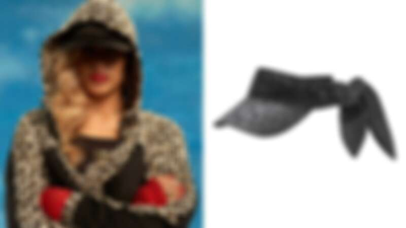 遮陽帽(NT$1,280)