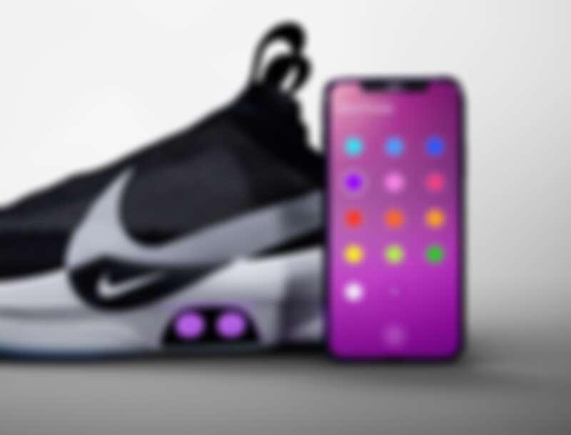 先行導入FitAdapt系統的Nike Adapt BB籃球鞋