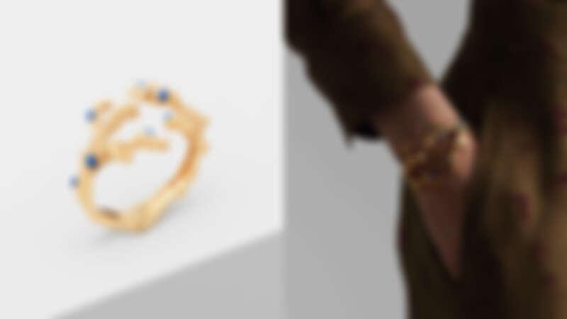 CONNIE CUFF手環,約為NT14,600