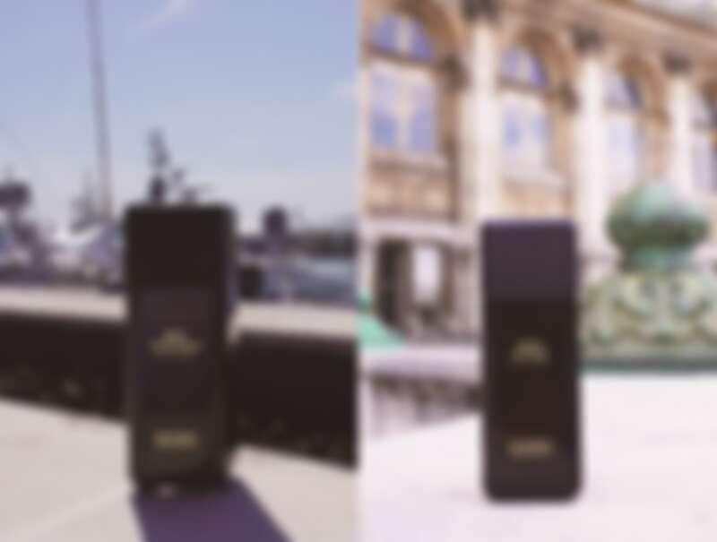 坎城遊艇碼頭旁的EVODY「醉夢時光中性淡香精」 / 巴黎市政廳的EVODY「麝采年華中性淡香精」