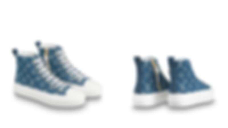 Louis Vuitton Stellar高筒運動鞋,NT27,600
