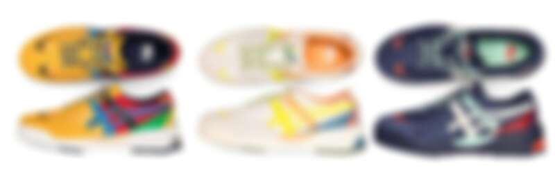 DELEGATION EX 鞋履(網布款),建議售價NT3,980。