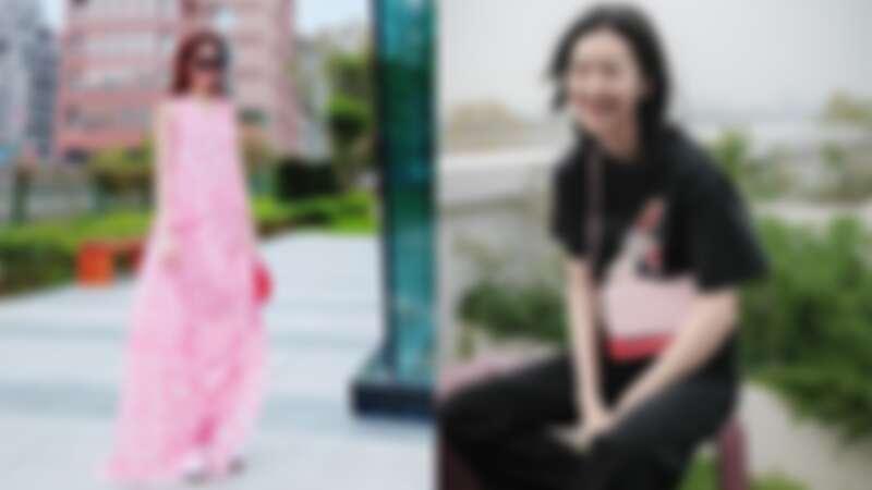 (左起)謝金燕、劉雯