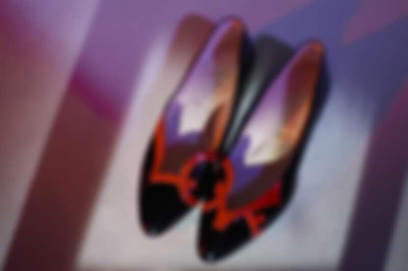 Louboutin為黛安娜王妃所設計的鞋款