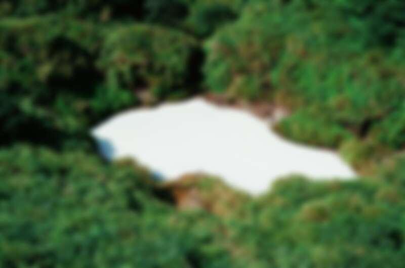 冷水坑牛奶湖。圖片來源:陽明山國家公園管理處 柳正鳴攝