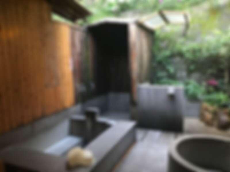 馬槽花藝村湯屋一景。圖片來源:馬槽花藝村官網
