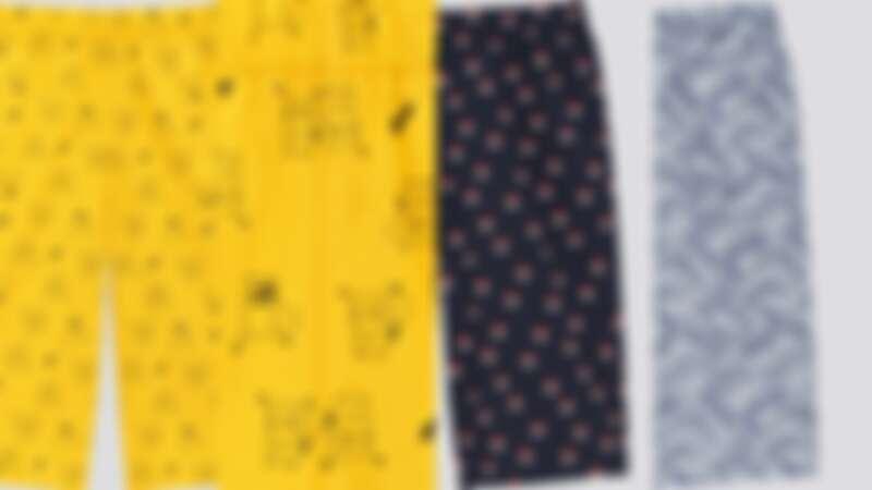 童裝輕型棉質短褲(NT$290)