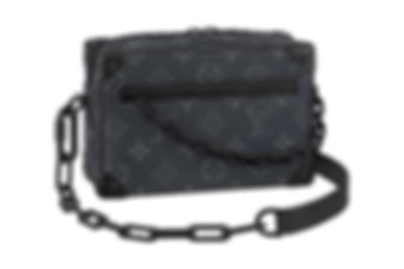 Louis Vuitton Mini Soft Trunk(NT$106,000)