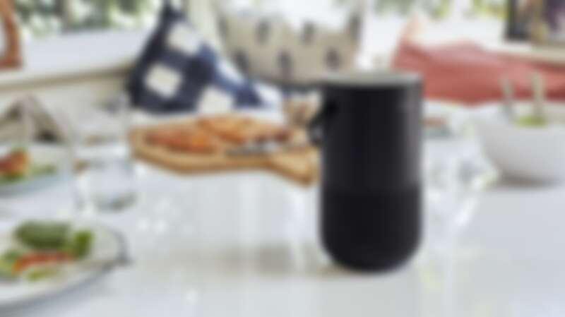 Bose可攜式智慧型揚聲器