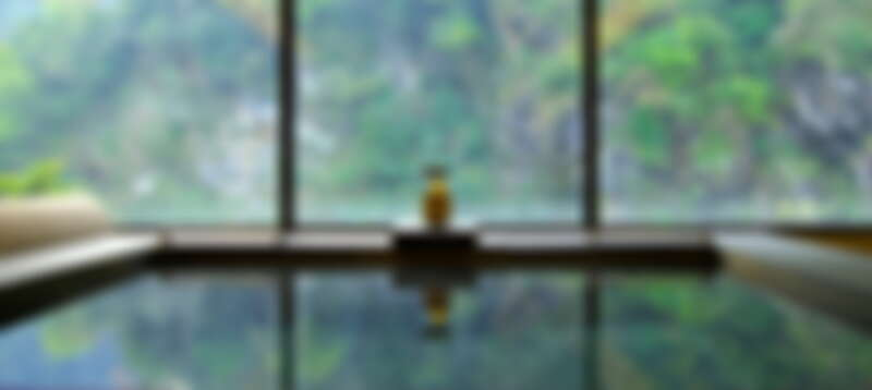 芳療室內有大片玻璃能徹底放鬆身心