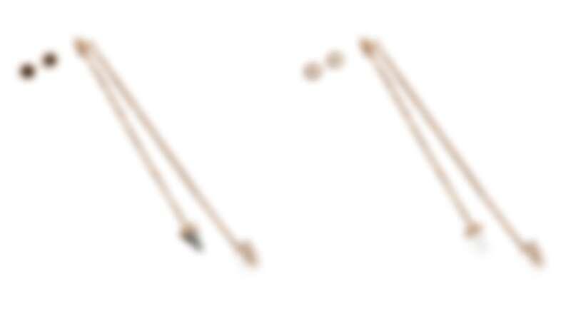 耳環耳釦組(NT$2,100)