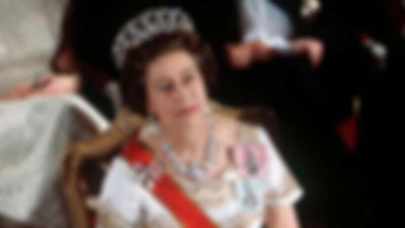 Queen Elizabeth & Vladimir Tiara