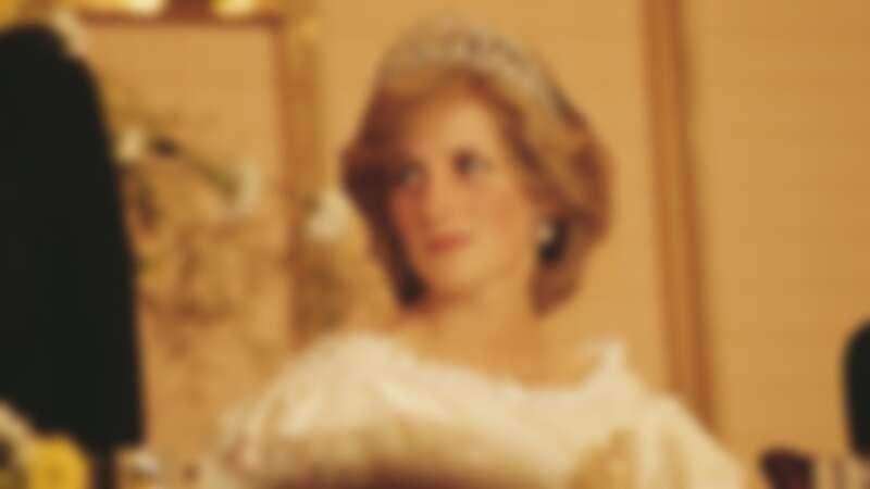 Diana, Princess of Wales & Lover's Knot Tiara