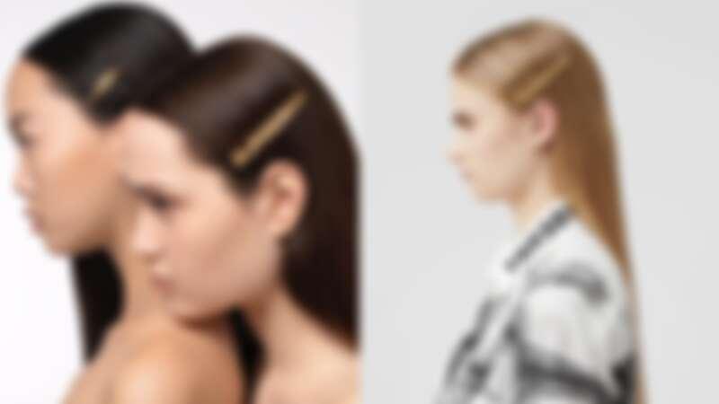 Burberry Love 髮夾(NT$14,900)