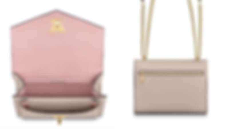 包款內共有 3 個夾層