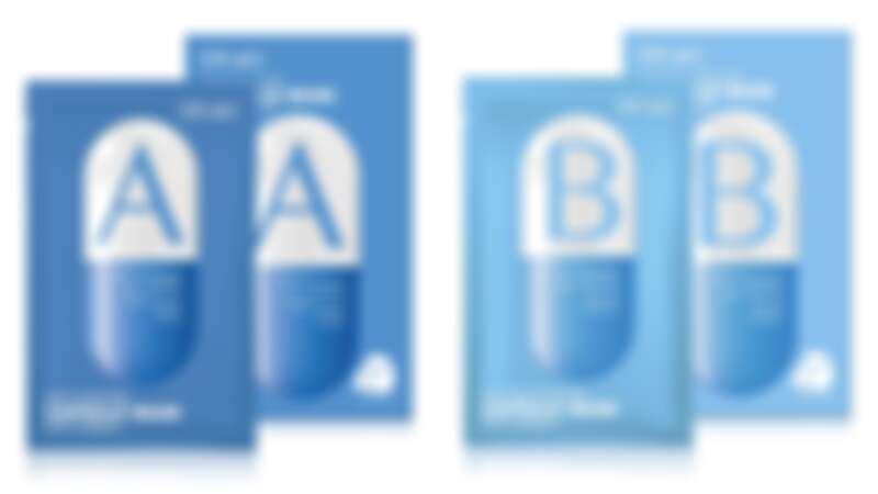 DR.WU保濕修復膠囊面膜-A 3pcs,NT299。DR.WU保濕舒緩膠囊面膜-B 3pcs,NT299。