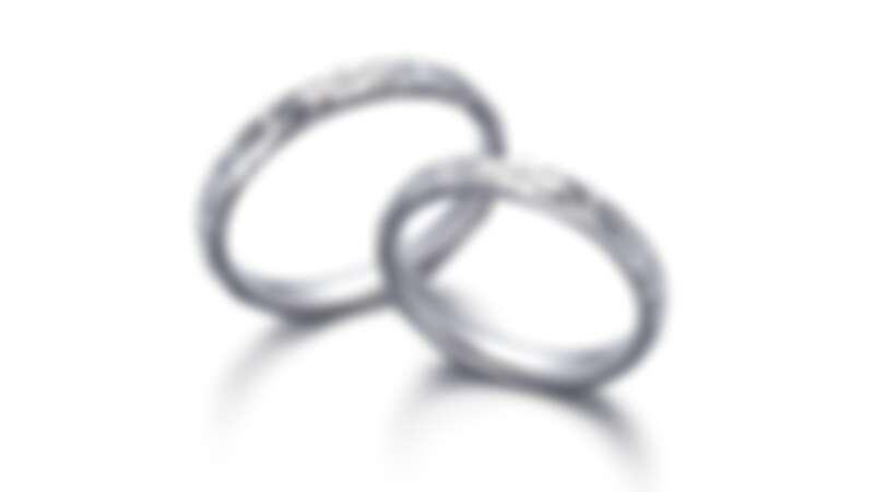 初空 HATSUSORA—ASANOHA「麻の葉」主題婚戒