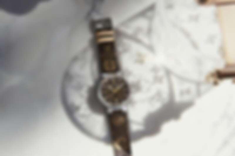 Louis Vuitton Tambour Monogram手錶