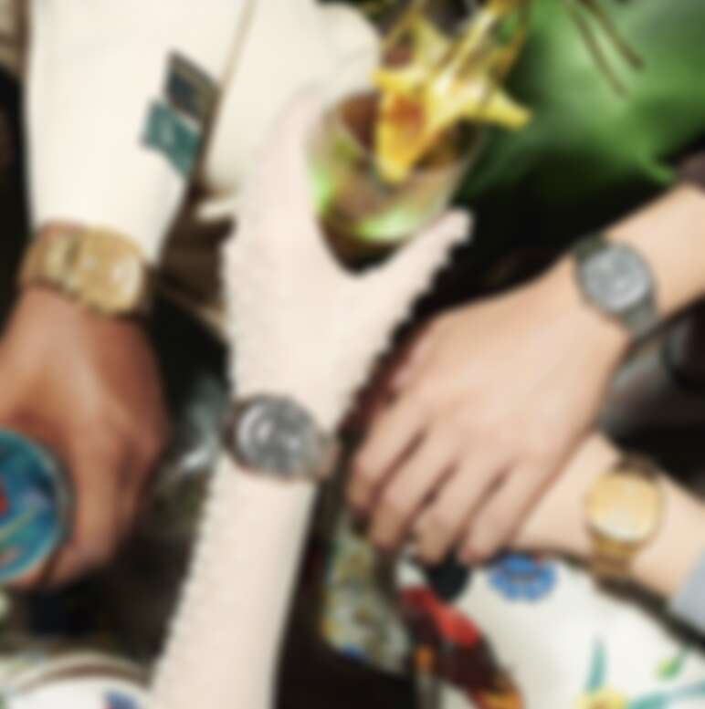 Gucci Grip 手錶