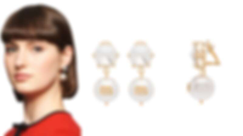 Solitaire珠寶耳環(NT$9,800)