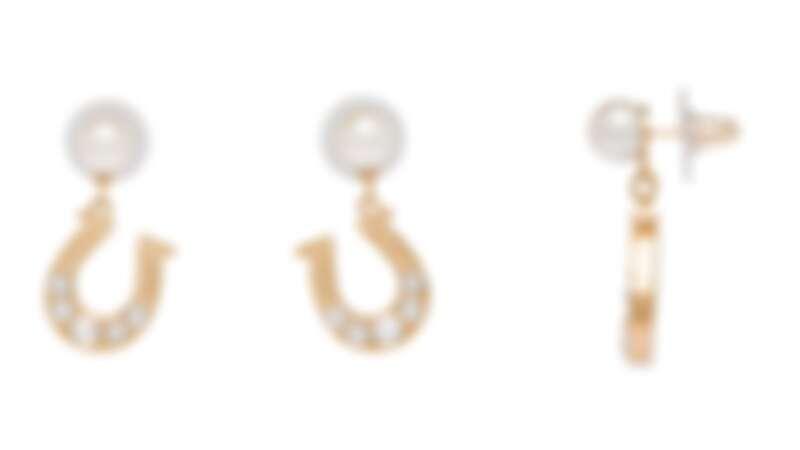 珍珠耳環(NT$7,500)