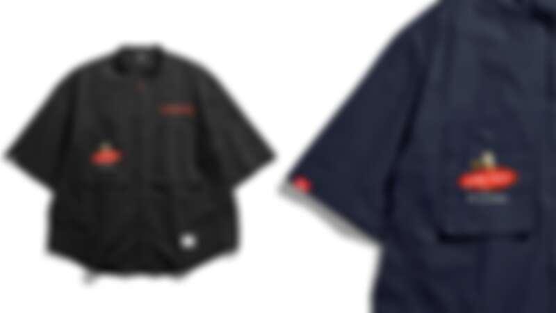 小王子飛行日記立領衫(NT$1,880)