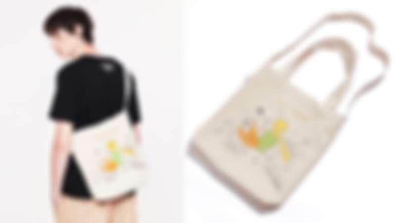 小王子陪你帆布包(NT$880)
