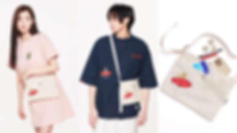 小王子飛行日記側背包(NT$880)