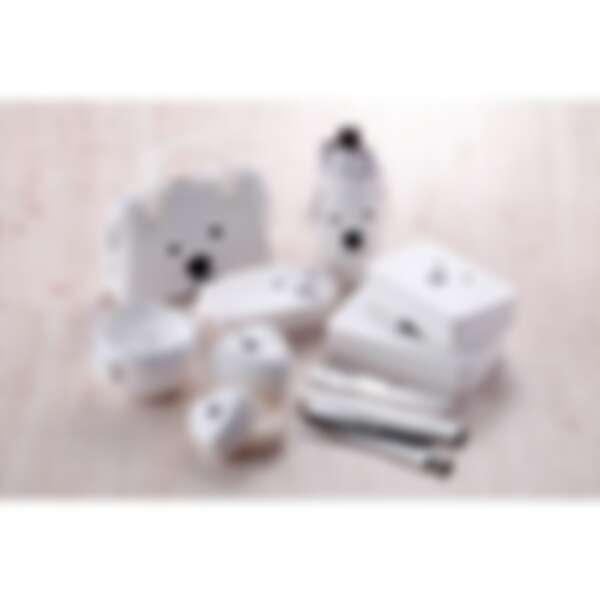 札幌圓山動物園白熊系列除了有製冰機,還有餐盒、餐袋、筷組,不僅可愛吸睛更減塑環保|誠品書店