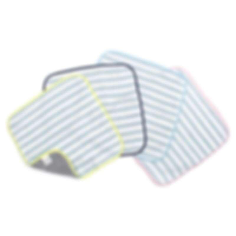 擁有日本百年傳統毛巾工藝的「伊織毛巾」推出備長炭涼感手帕,涼感材質可快速為躁熱的肌膚有感降溫|誠品書店