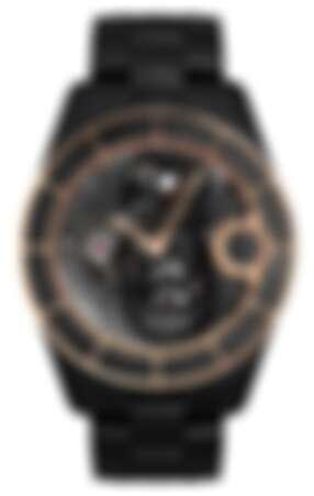 Chanel J12 神秘逆行錶