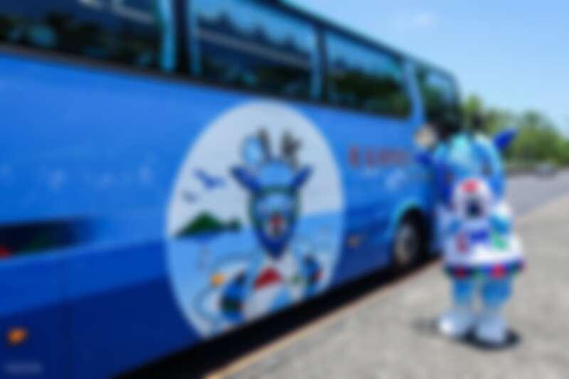 搭乘葛瑪蘭客運前往宜蘭,欣賞沿途旖旎風光。Source: KLOOK