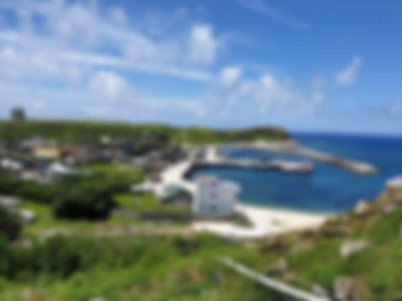 參與澎湖南方四島與藍洞一日遊,造訪東吉八卦山。Source: KLOOK