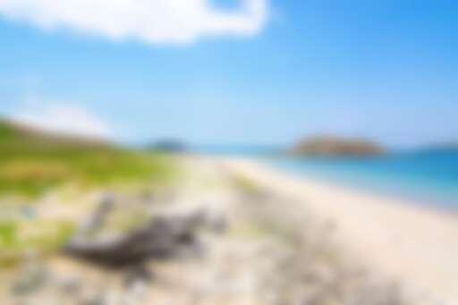 探索澎湖海域最原始的珊瑚礁生態及無人島。Source: KLOOK