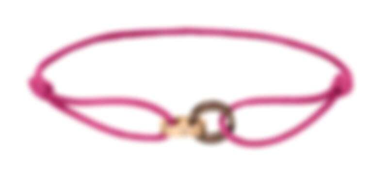 Cartier Love 絲繩手環,參考價格NT$37,200。
