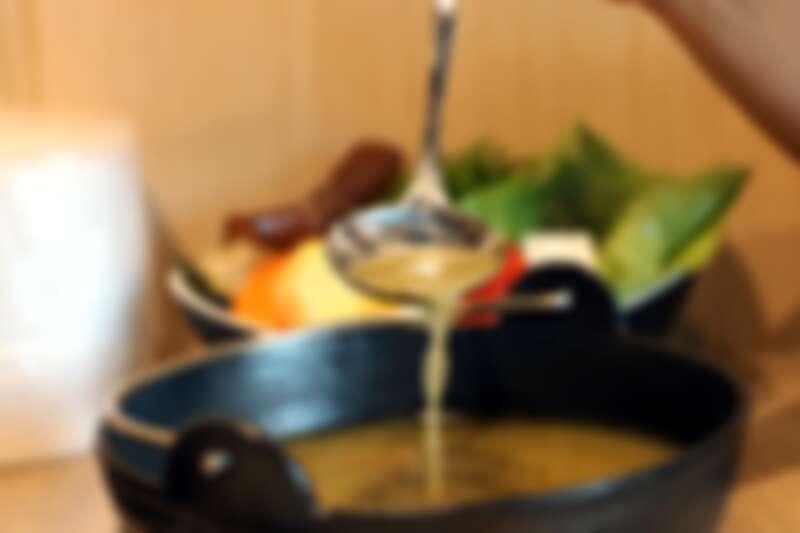 馥郁香濃的白蘭地燉雞湯