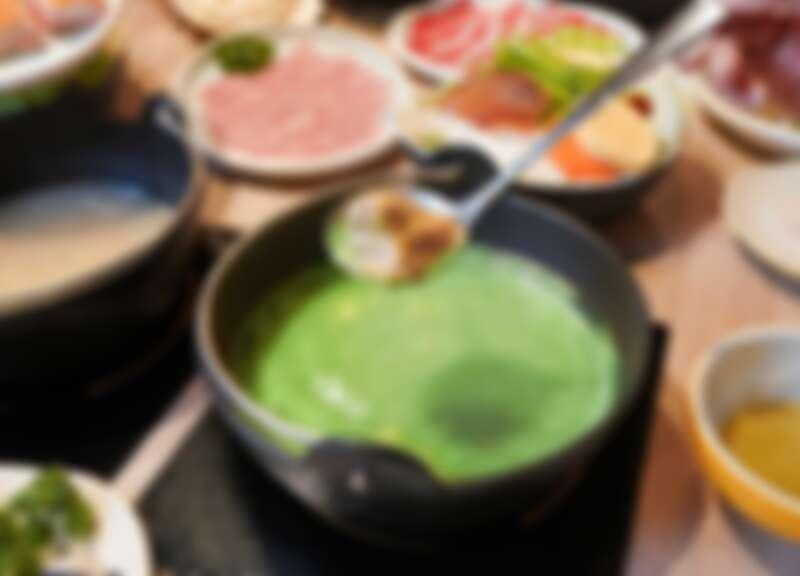 季節限定的『法式絲瓜濃湯』