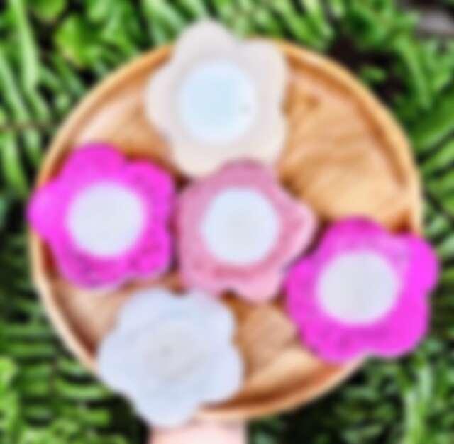誠品生活信義店知味市集|太平花朵冰棒|推薦價50元起。