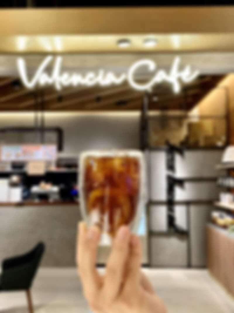 誠品生活信義店|Four Barrel Coffee|蜂蜜檸檬冰咖啡|推薦價180元。