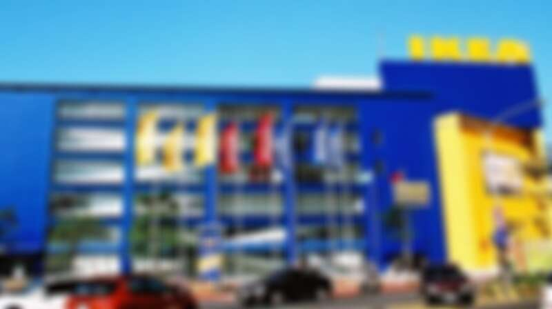 於中山路的IKEA桃園店即將走入歷史