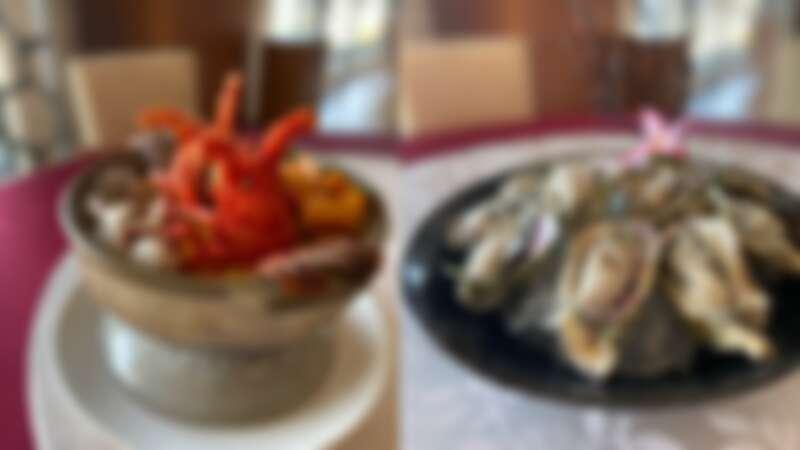 「海派明蝦餐」
