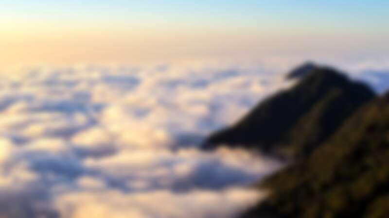 大雪山國家森林遊樂區雲海