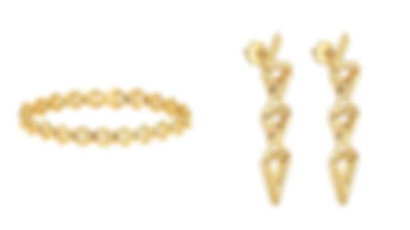 路易威登 LV Volt Curb Chain 系列珠寶