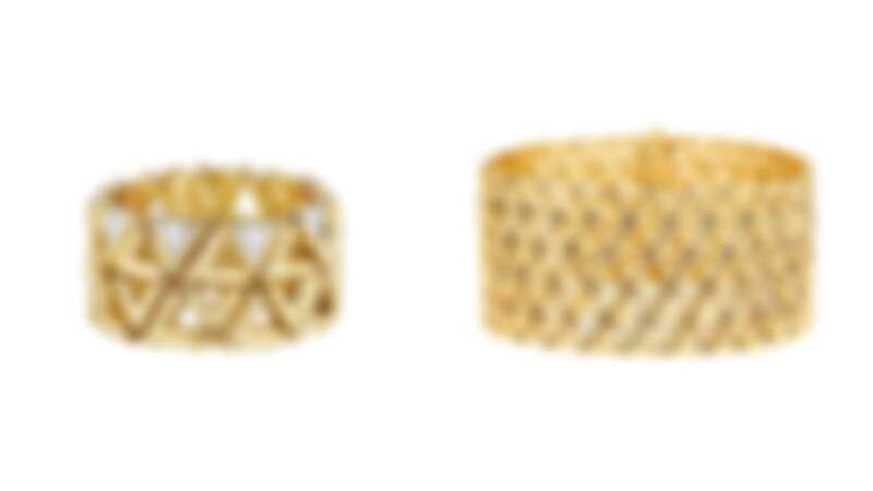 路易威登 LV Volt Mesh 系列珠寶