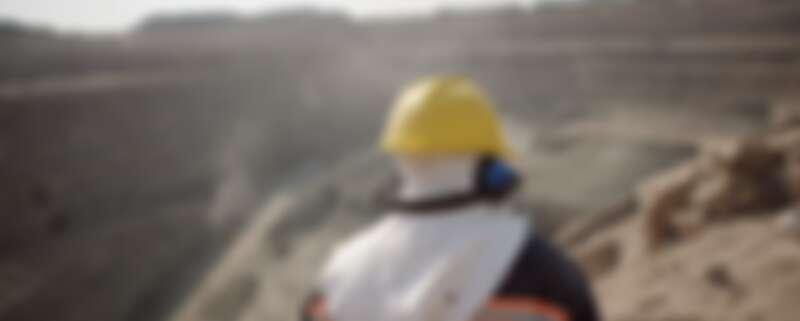 非洲波茲瓦那礦區