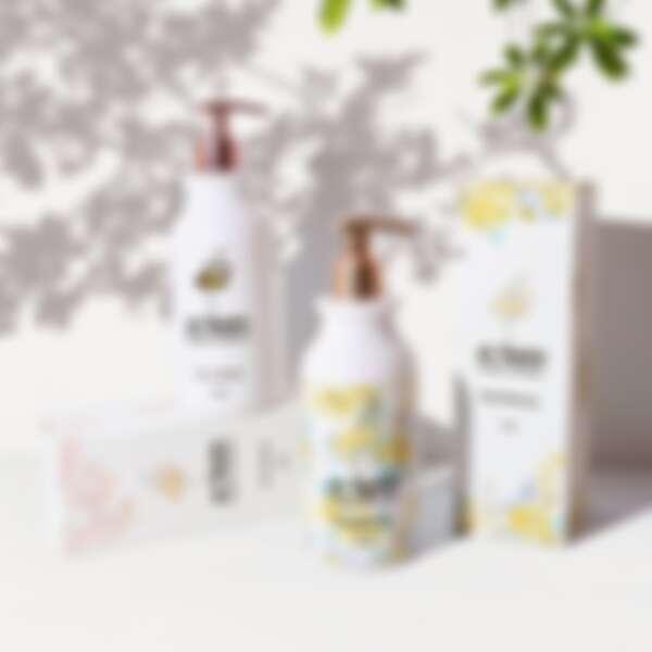 誠品生活expo BEAUTY 高顏值「deBalets小巴黎香水洗髮精」從星馬紅回台灣