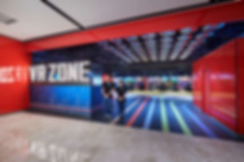「VR ZONE New Taipei」