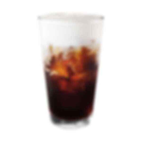 「鹹焦糖風味冷萃咖啡」